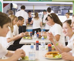 """Students create """"We Dine Together"""" group"""