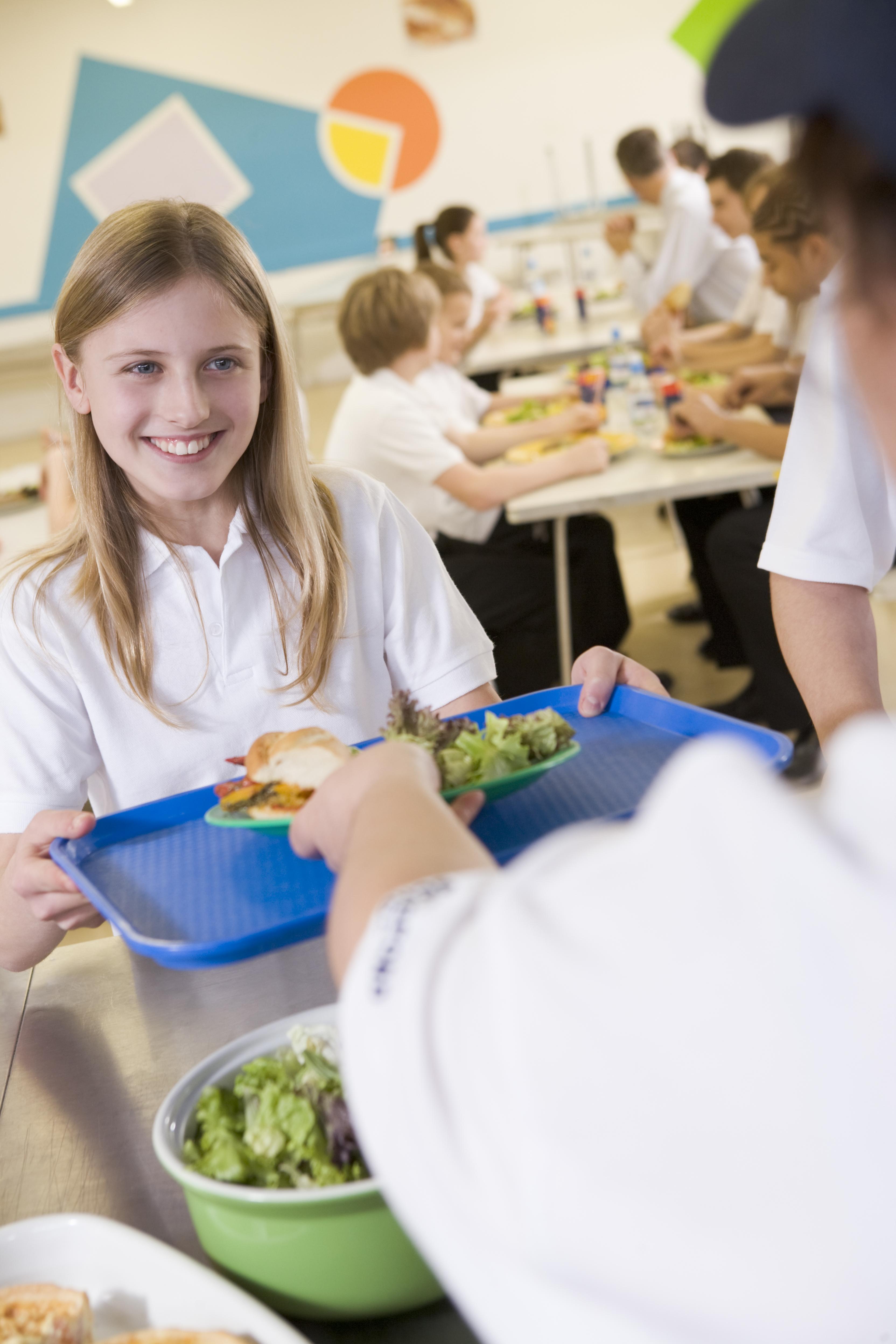 Schools transform meals, service